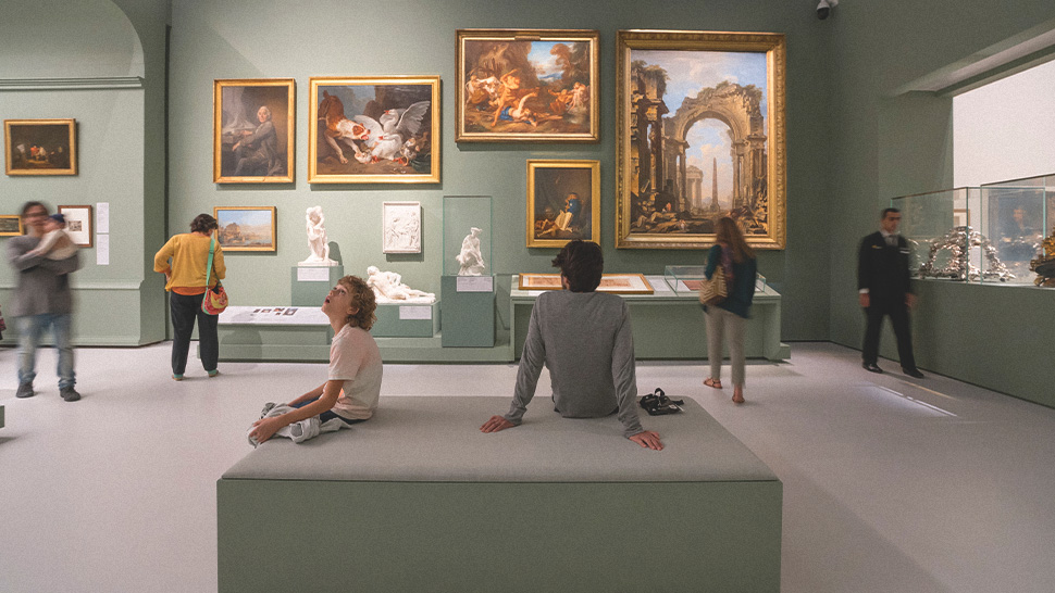 You Can Visit Over 500 Museums In The World Straight From Your Home