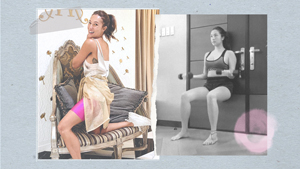 Here's How Solenn Heussaff Has Been Working Out At Home Post-pregnancy