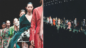 You Can Now Attend Tokyo Fashion Week Right In The Comfort Of Your Home