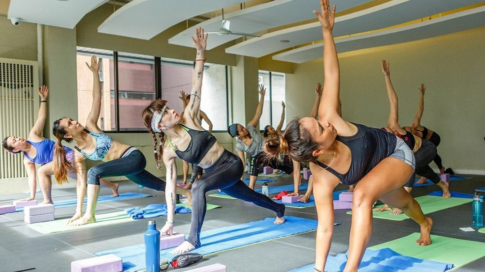 This Yoga Studio Is Doing Daily Facebook Live Classes for Free