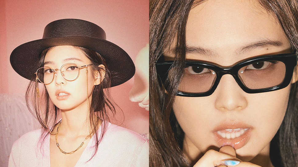 BLACKPINK's Jennie Just Unveiled a Collab Collection of Sunglasses