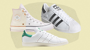 7 New White Sneakers You Can Now Add To Your Shoe Closet