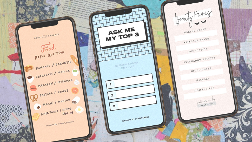 9 Instagram Accounts To Follow For Fun Story Templates