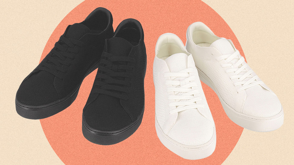 These Chic White Sneakers From Uniqlo Are Less Than P1,500