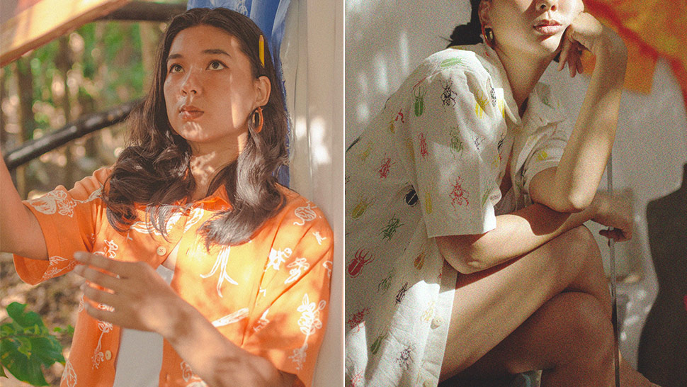 This Palawan-Based Brand Hand-Prints Local Wildlife Onto Its Garments