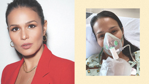 Iza Calzado Reveals She's In The Hospital And Has Been Tested For Covid-19