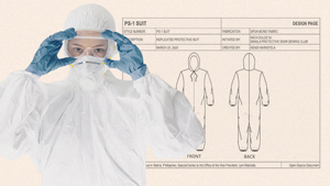 Update: We Now Have A Medically-reviewed Ppe Suit Design!