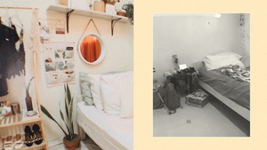 Here's How This Filipina Redecorated Her Bedroom For Less Than P1000