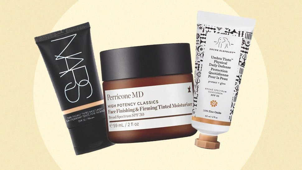 Here's Why You Need a Tinted Moisturizer This Summer