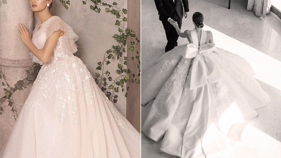 15 Dreamy Gowns That Will Make You Feel Like A Princess On Your Wedding Day