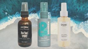 6 Sea Salt Sprays That Will Help You Achieve Beach Waves At Home