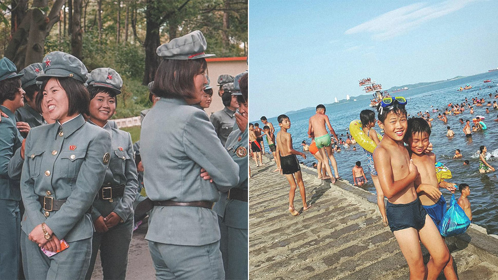 Here's How People Normally Have Fun In North Korea