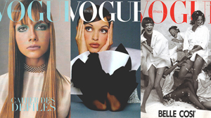 You Can Now Access All Of Vogue Italia's Back Issues For Free