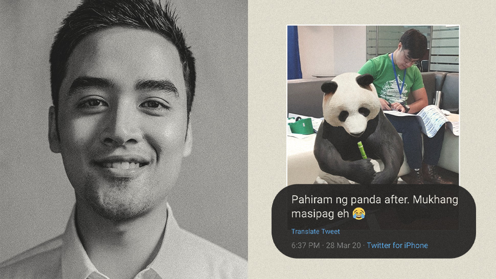 "Mayor Vico Sotto's ""Panda"" Tweet Is the Kind of Humor We Needed Today"