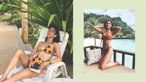 We Found The Exact Swimsuits These Local Celebs Love Wearing