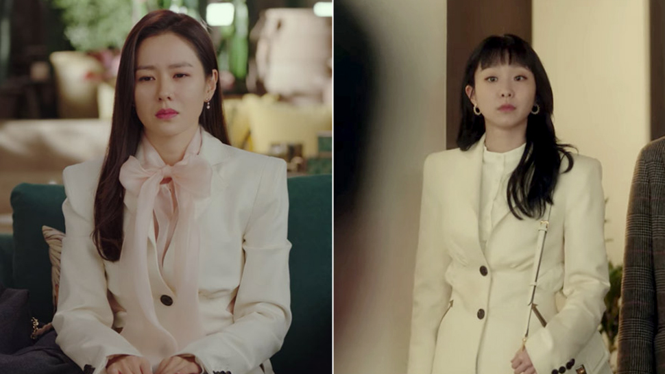 Son Ye-Jin and Kim Da-Mi Actually Went Twinning Twice in Their K-Dramas