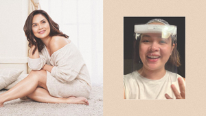 Judy Ann Santos Sends Diy Face Shields For Covid-19 Frontliners