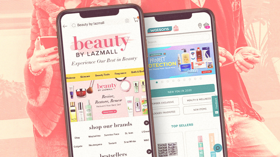 Where to Shop Your Essential Beauty Products Online During Quarantine