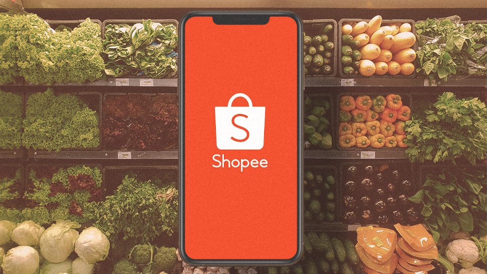 You Can Shop For Basic Food Items And Other Essentials Via Shopee