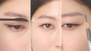 How To Achieve Feathery Brows Like A K-drama Actress