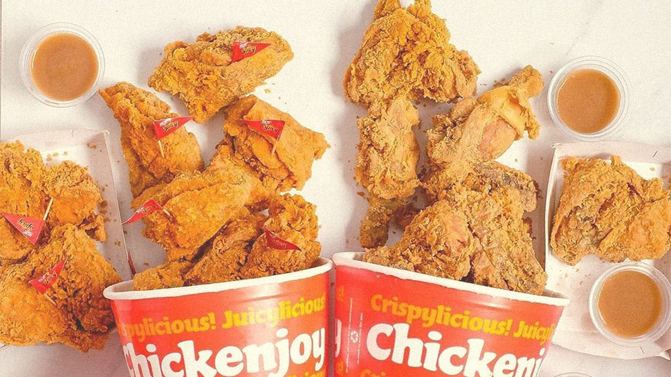 A Pack Of Frozen Jollibee Chickenjoy Is Now Available In This Supermarket