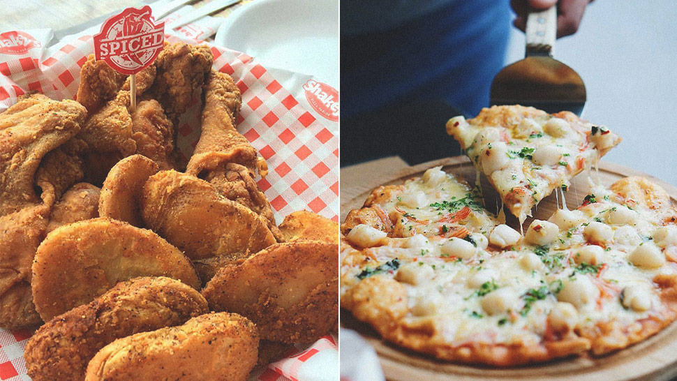 Shakey's Is Now Reopening for Delivery for Select Areas in Metro Manila