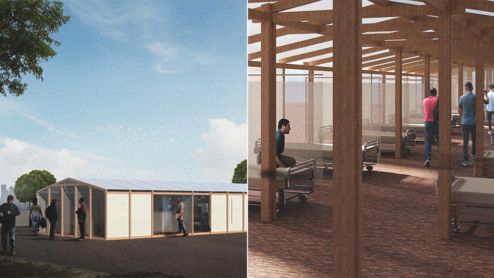You Have to See These Emergency Quarantine Facilities Built by Filipino Architects