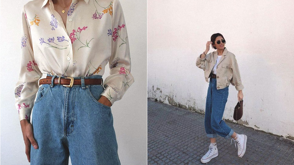 10 Cute Ways to Style Mom Jeans