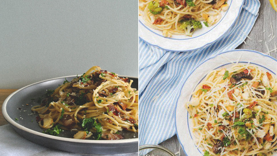 7 Easy Oil-based Pasta Recipes Even Kitchen Newbies Can Make