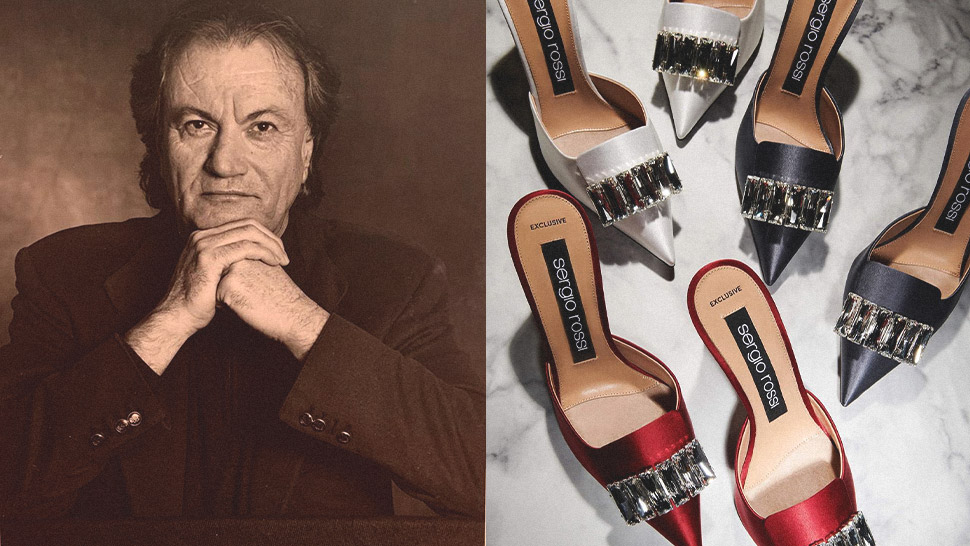 Italian Shoe Designer Sergio Rossi Dies Due to COVID-19 Complications