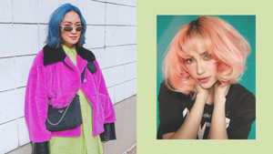 7 Celebrity-approved Bright, Bold Hair Colors