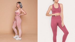 Pretty Pink Activewear Sets That Will Motivate You To Work Out