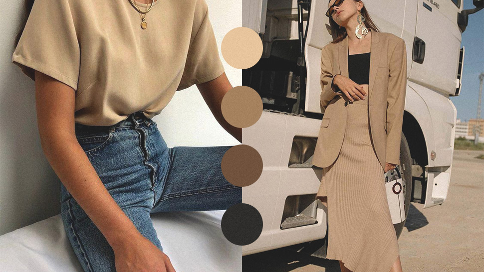 11 Milk Tea Beige Outfits to Take Your Obsession Further