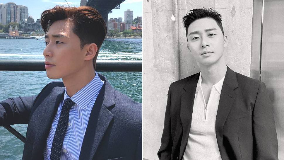 6 Hairstyle Ideas for Your Boyfriend, As Seen on Park Seo-Joon