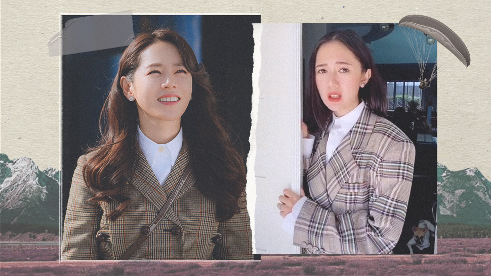 We're Obsessed with Camille Co's OOTDs Inspired by CLOY's Yoon Se-Ri