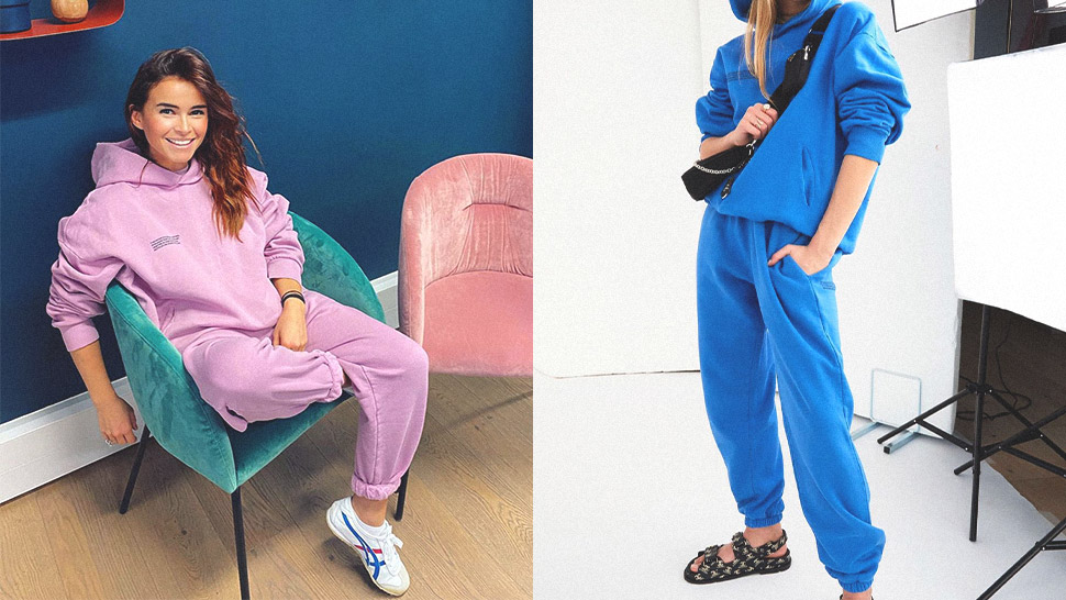 The Cute, Comfy Athleisure Trend You'll Want To Wear At Home