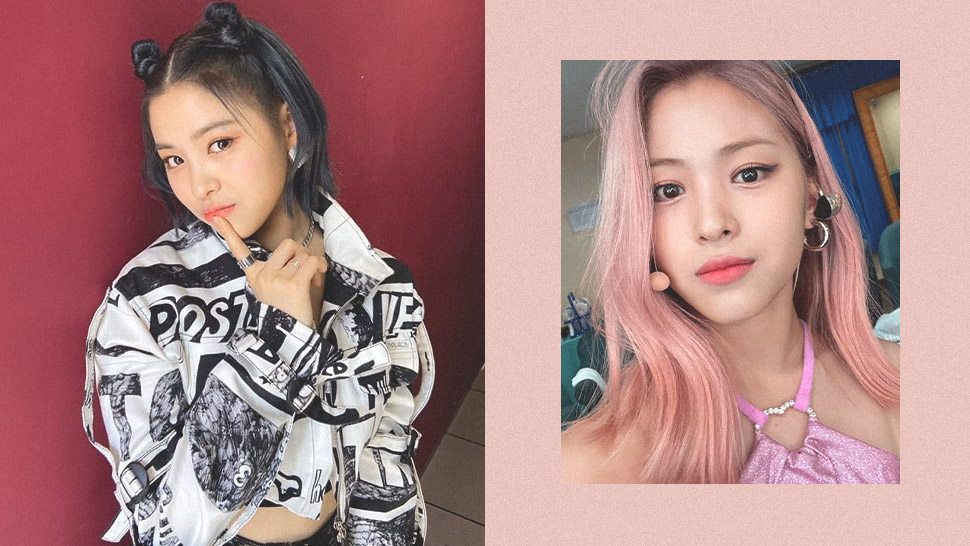 5 Beauty Trends Ryujin Of K-pop Girl Group Itzy Is Always Wearing