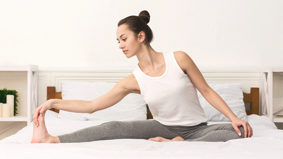 10 Easy Exercises You Can Do Without Leaving Your Bed