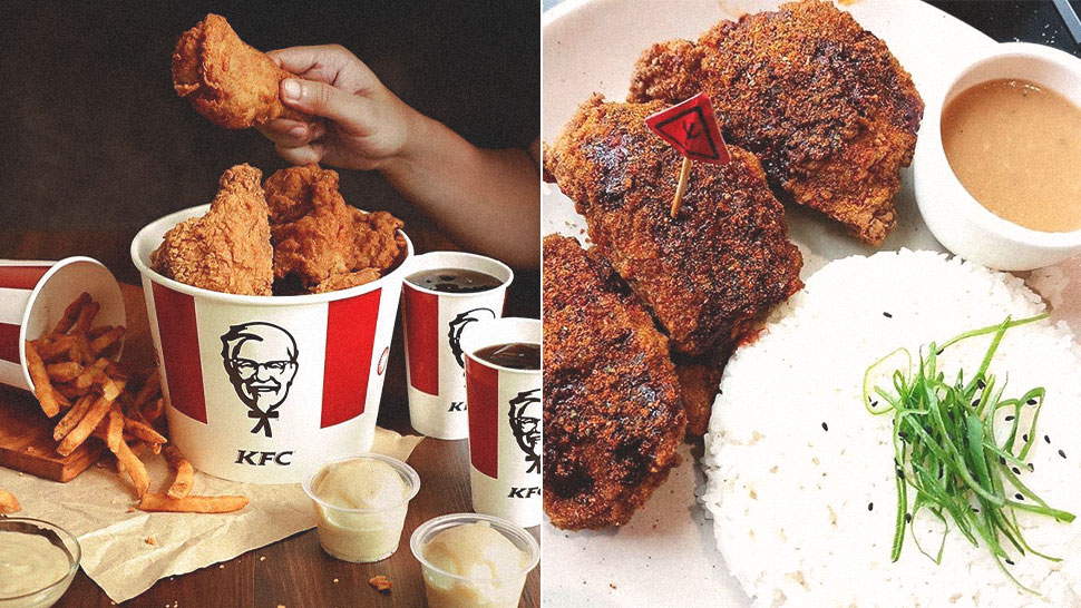 10 Places To Call For Fried Chicken Delivery