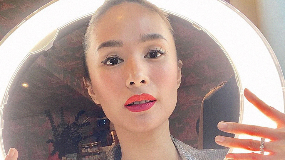 Heart Evangelista Is Trying to Make Two-Toned Lipstick Happen and We're All for It