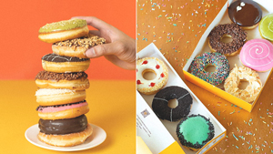 Hello, Doughnuts! J.co Opens Select Stores For Pick-up And Delivery