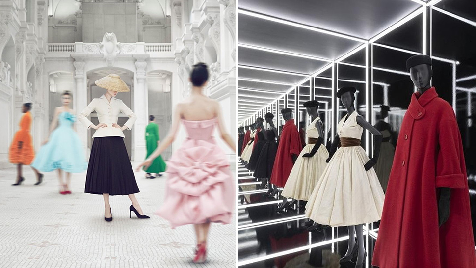 You Can Now View This Iconic Christian Dior Exhibition From Home