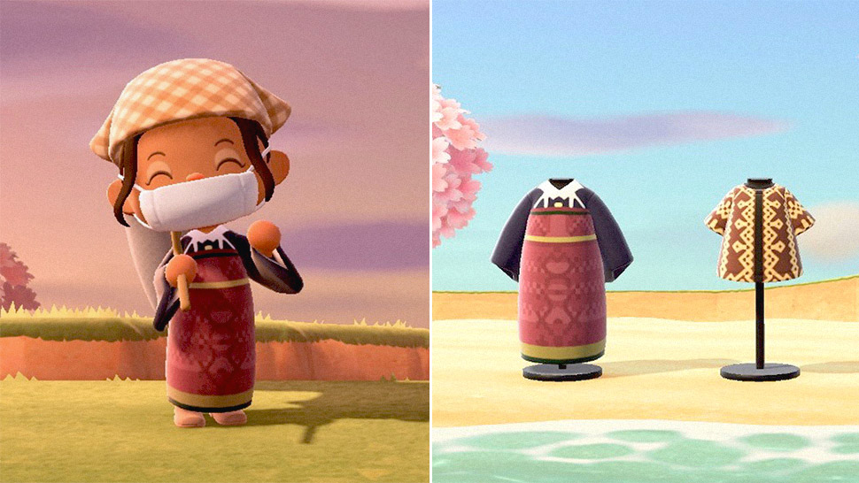 The Ayala Museum Has Released Animal Crossing Outfit Codes Inspired By Philippine Textiles