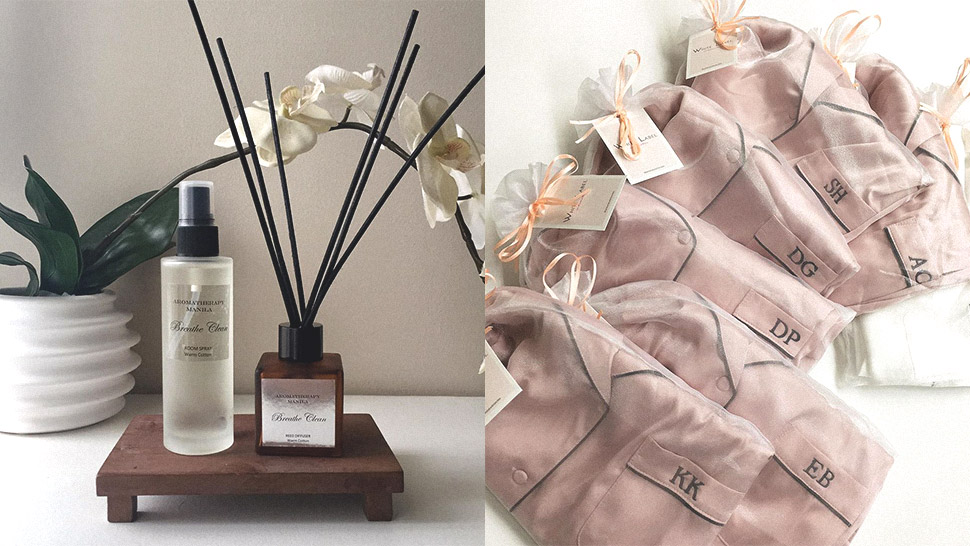 9 Useful Wedding Souvenir Ideas Your Guests Will Love