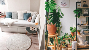 How To Create A Calming Space With Things Already In Your House