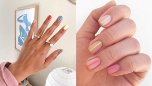 7 Cute Manicure Designs You Can Easily Do By Yourself