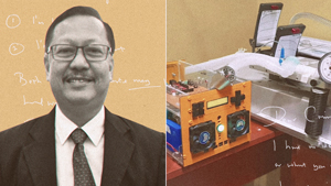 Meet The Hero Doctor Who Developed A Filipino-made Ventilator