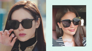 Anne Curtis Has The Exact Pair Of Sunglasses That Son Ye Jin Wore In Cloy