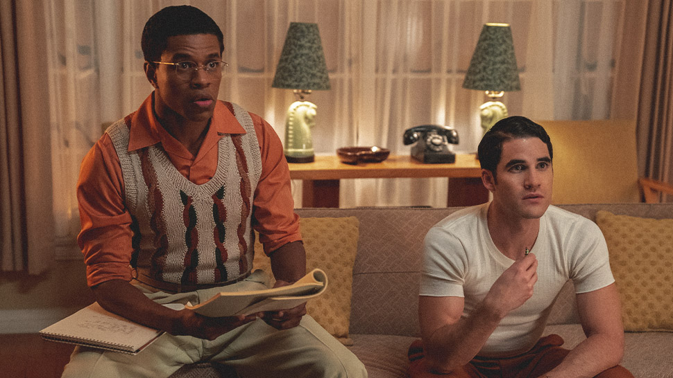 "Darren Criss Plays A Proudly Half-filipino Character In Netflix's ""hollywood"""