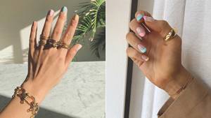 8 Pretty Manicure Ideas To Try If You Love Pastel Colors
